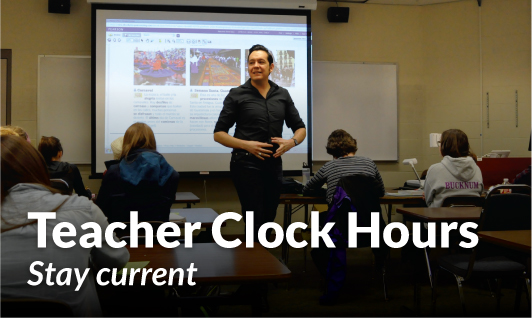 Teacher Clock Hours