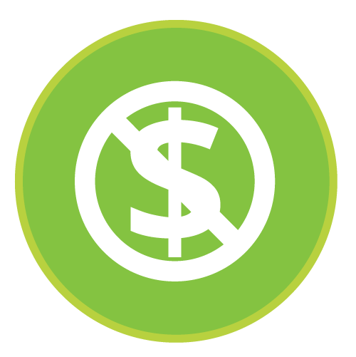 Pay No Tuition Icon