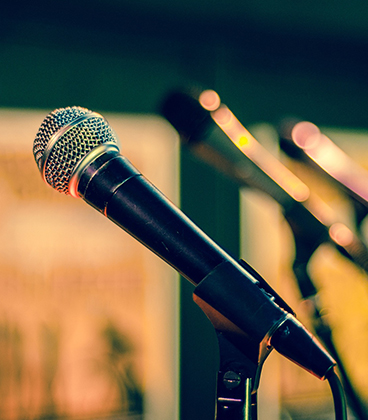 ASWVC presents Open Mic Night March 15